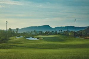 Ba Na Hills Golf Club - Green